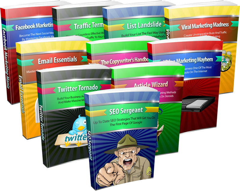 Internet Marketing Package 1
