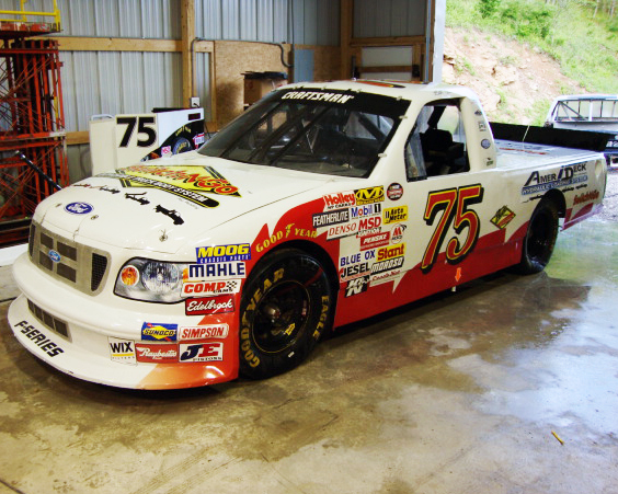 NASCAR Ford F-Series Race Truck